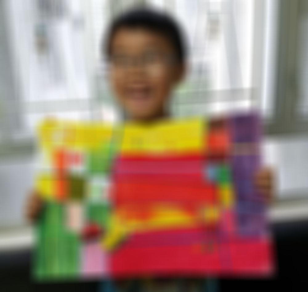 Home Slide 幼兒綜合藝術課